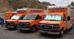 Commercial Property Damage Cleanup Fleet